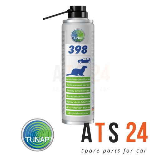 398 Anti-rodent protection Tunap 1x repellent 250 ml