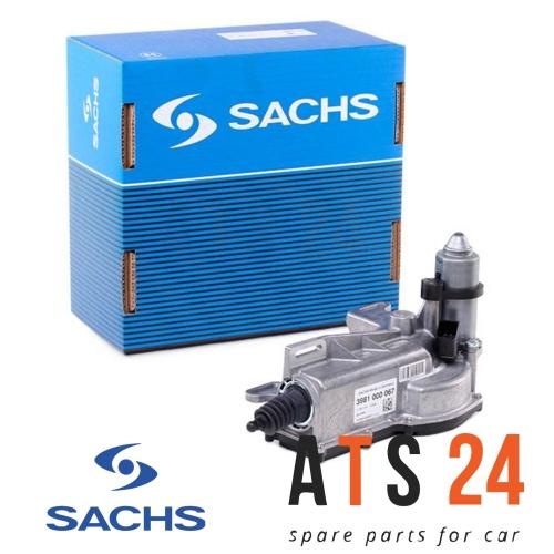 Nehmerzylinder Kupplung Sachs 3981000067 Aktuator für Mitsubishi Smart