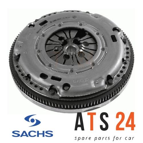 Kupplungssatz Sachs 2289000041 Zms Modul für Audi Seat VW