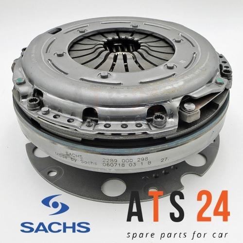 Kupplungssatz Sachs 2289000298 Zms Modul Xtend für Audi