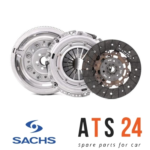 Kupplungssatz Sachs 2290601005 Zms Modul Plus Csc für