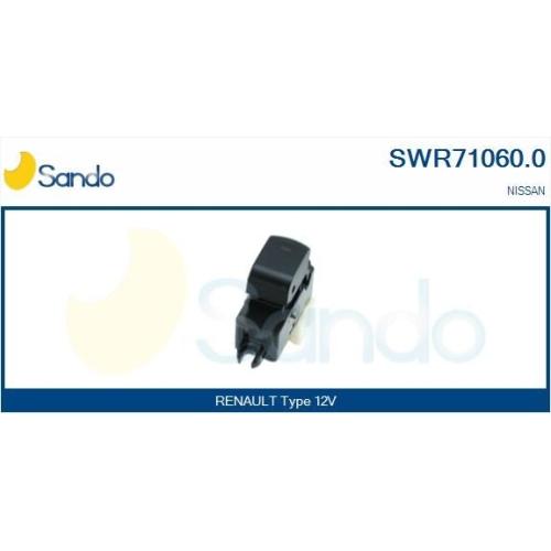 Schalter Fensterheber Sando SWR71060.0 für Nissan