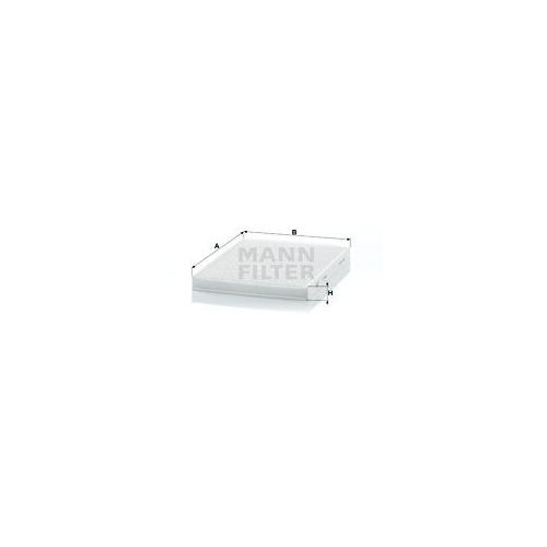 1 Filter Innenraumluft Mann-filter CU 2436 für Ford
