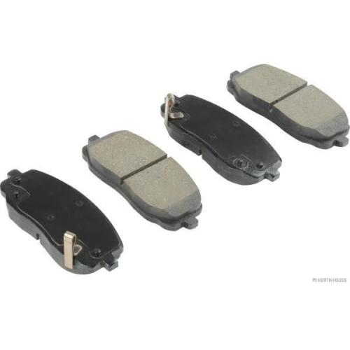Bremsbelagsatz Scheibenbremse Herth+buss Jakoparts J3600506 für Hyundai Kia
