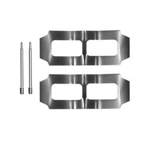 Zubehörsatz Scheibenbremsbelag Trw PFK159 für Mercedes Benz Mercedes Benz