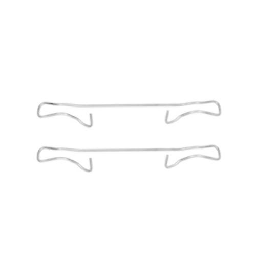 Zubehörsatz Scheibenbremsbelag Trw PFK304 für Opel Vauxhall Chevrolet Daewoo