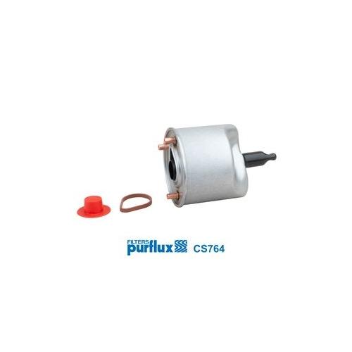 1 Kraftstofffilter PURFLUX CS764 für FORD MAZDA PEUGEOT VOLVO