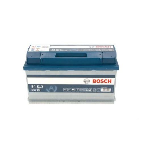Starterbatterie Bosch 0092S4E130 S4e für Audi Fiat Renault