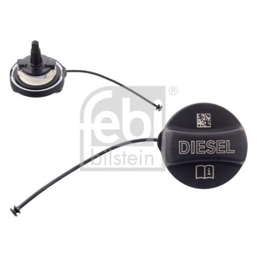 Verschluss Kraftstoffbehälter Febi Bilstein 45549 Febi Plus für Bmw Mini