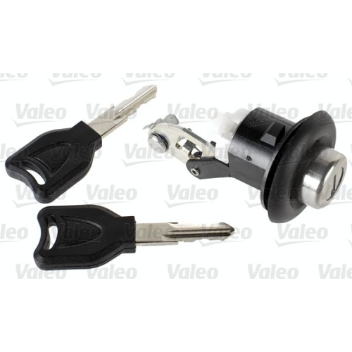 Schließzylinder VALEO 256965 DACIA, Fahrzeugheckklappe