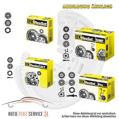1 Kupplungsdruckplatte LuK 124 0574 10 HYUNDAI KIA