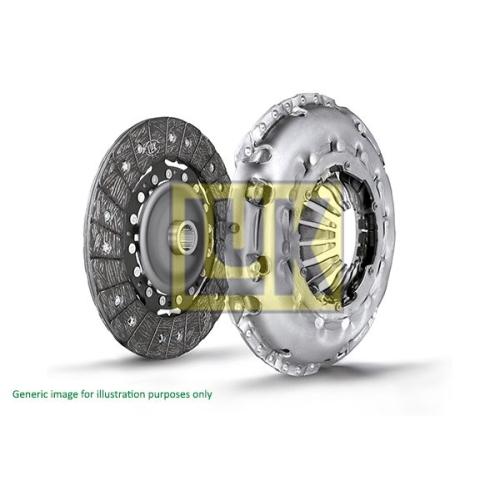 1 Kupplungssatz LuK 622 3132 09 LuK RepSet für CHRYSLER FIAT