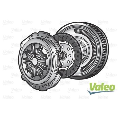 Kit Frizione Valeo 836055 Module Dmf per Alfa Romeo Fiat Opel Saab Vauxhall