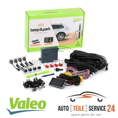 Parking Assistant Valeo 632202 for