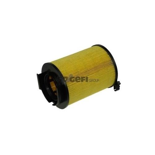 1 Luftfilter PURFLUX A1168 für VAG AC