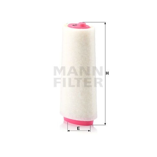 1 Luftfilter MANN-FILTER C 15105/1 BMW LAND ROVER