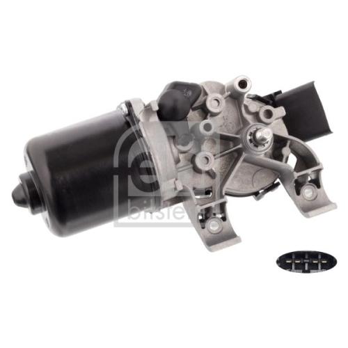 Wischermotor Febi Bilstein 105688 für Renault Vorne