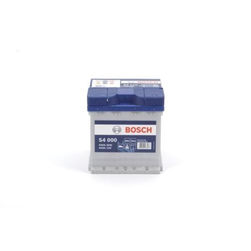 1 Starterbatterie Bosch 0092S40001 S4 für Audi Barreiros Bmw Citroën Fiat Lancia