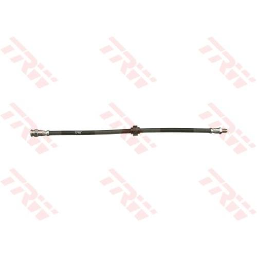 1 Bremsschlauch TRW PHB220 CITROËN PEUGEOT, Hinterachse, Vorderachse, links