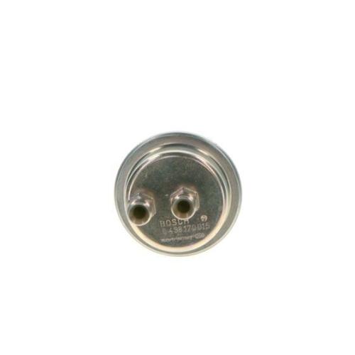 1 Druckspeicher, Kraftstoffdruck BOSCH 0438170015 PORSCHE