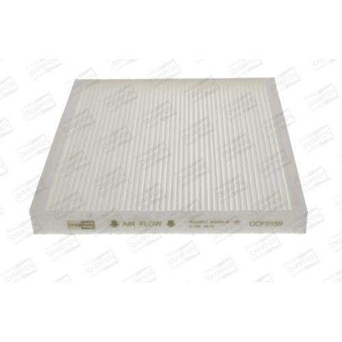 1 Filter, Innenraumluft CHAMPION CCF0159 CITROËN FIAT PEUGEOT CITROËN/PEUGEOT