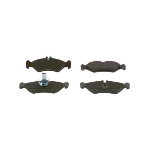 4 Bremsbelagsatz Scheibenbremse Bosch 0986424463 für Daf Mercedes Benz VW