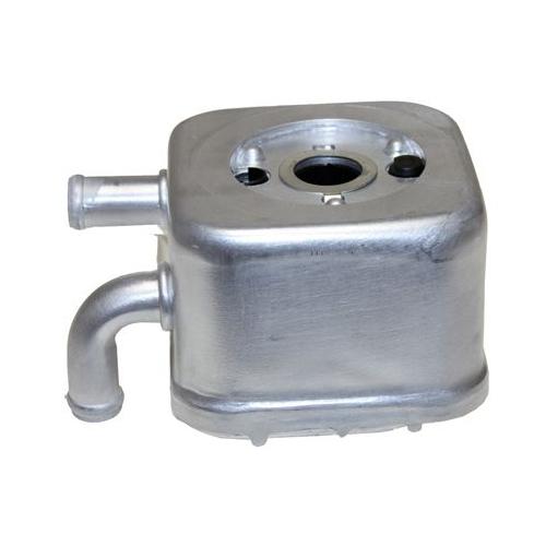 Ölkühler, Motoröl VEMA 341025 für AUDI SKODA VW, Vorderachse