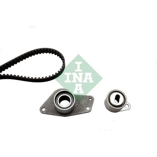 Zahnriemensatz Ina 530 0041 10 für Renault Dacia