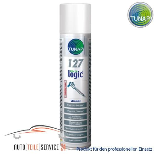 TUNAP 127 micrologic Diesel Injektor Reiniger 550ml