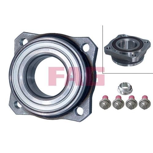 1 Radlagersatz FAG 713 6495 70 für BMW, Hinterachse