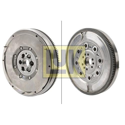 1 Schwungrad LuK 415 0743 10 CITROËN PEUGEOT, für Fahrzeuge mit Schaltgetriebe