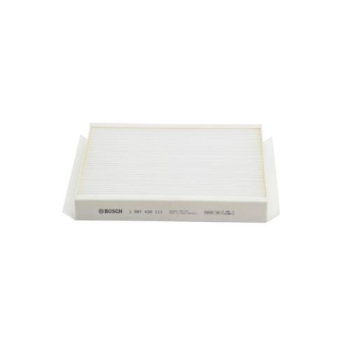 1 Filter, Innenraumluft BOSCH 1987432111 für GMC OPEL VAUXHALL