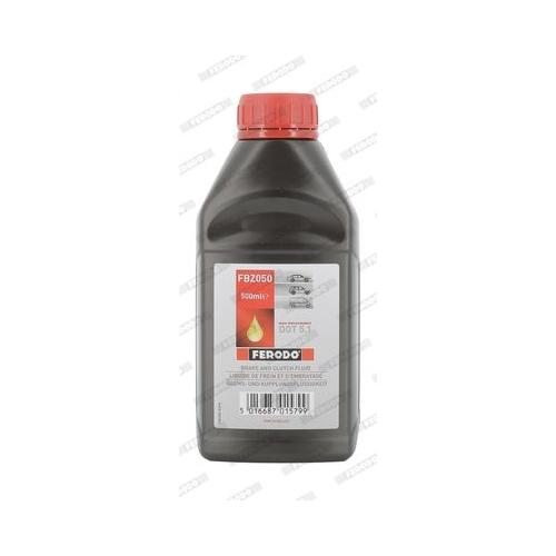 1 Bremsflüssigkeit FERODO FBZ050 für