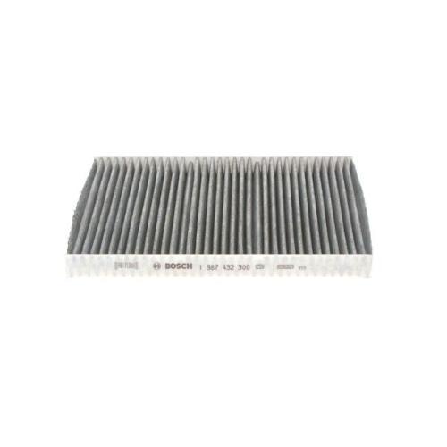 1 Filter, Innenraumluft BOSCH 1987432300 für AUDI SEAT SKODA VW