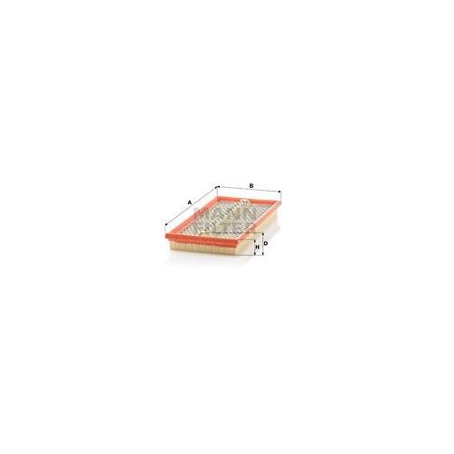 1 Luftfilter MANN-FILTER C 3388 MERCEDES-BENZ