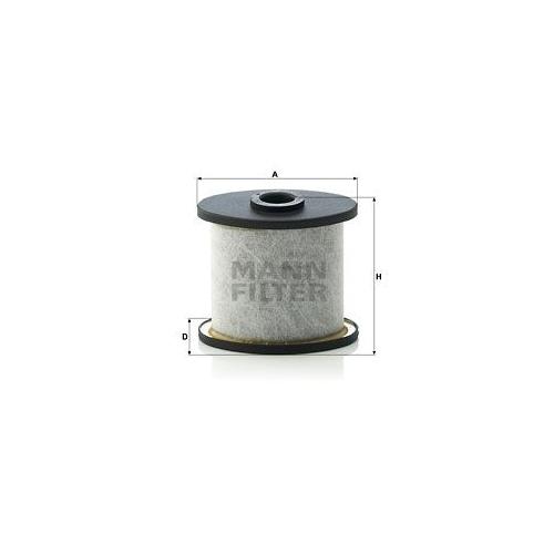Filter Kurbelgehäuseentlüftung Mann-filter C 911 x-2 für Iveco Heuliez Bomag