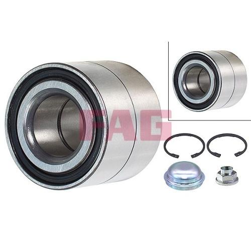 Radlagersatz Fag 713 6234 80 für Nissan Opel Suzuki Hinterachse