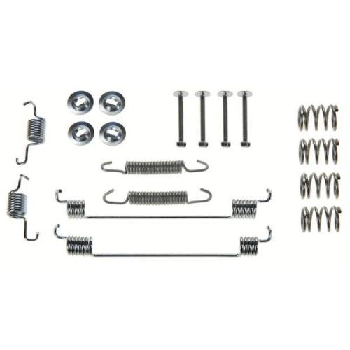 Zubehörsatz Bremsbacken Trw SFK166 für Fiat Lancia Peugeot Hinterachse