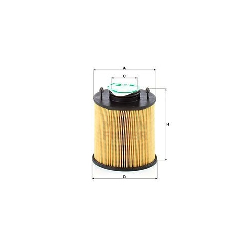 1 Harnstofffilter MANN-FILTER U 620/2 y KIT für IVECO NISSAN SCANIA VOLVO