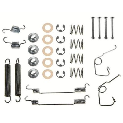 1 Zubehörsatz, Bremsbacken TRW SFK210 FORD, Hinterachse