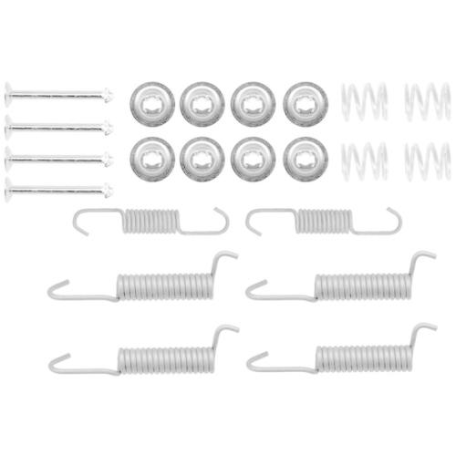 1 Zubehörsatz, Feststellbremsbacken TRW SFK357 für MITSUBISHI, Hinterachse