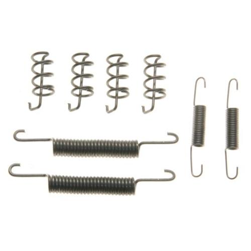 1 Zubehörsatz, Feststellbremsbacken TRW SFK366 für VOLVO, Hinterachse