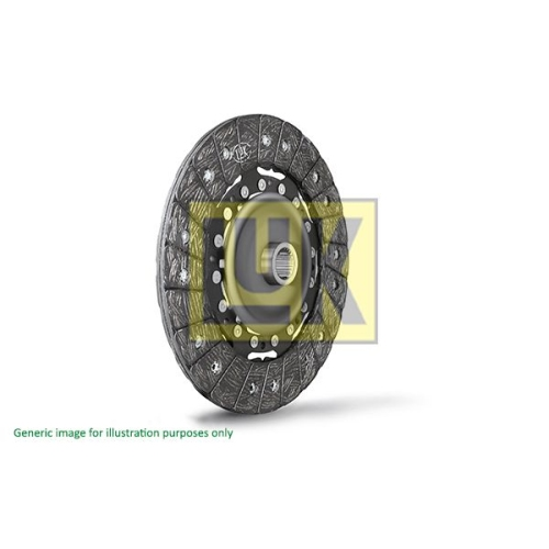 Kupplungsscheibe Luk 320 0286 10 für VW Vw (faw)