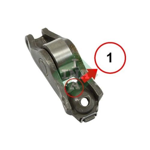 Schlepphebel Motorsteuerung Ina 422 0231 10 für Bmw Mini