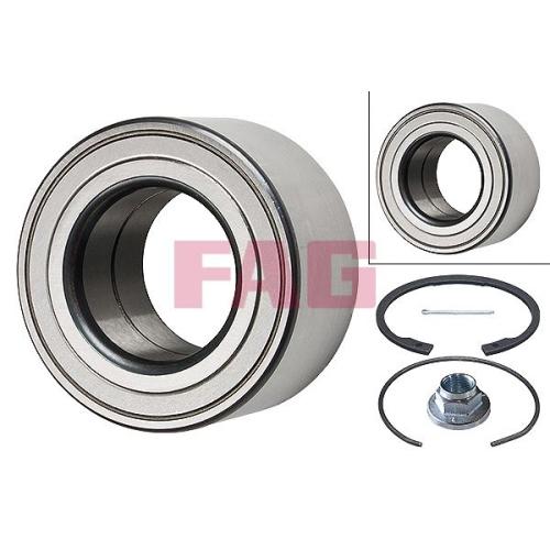 Radlagersatz Fag 713 6195 10 für Hyundai Kia Vorderachse
