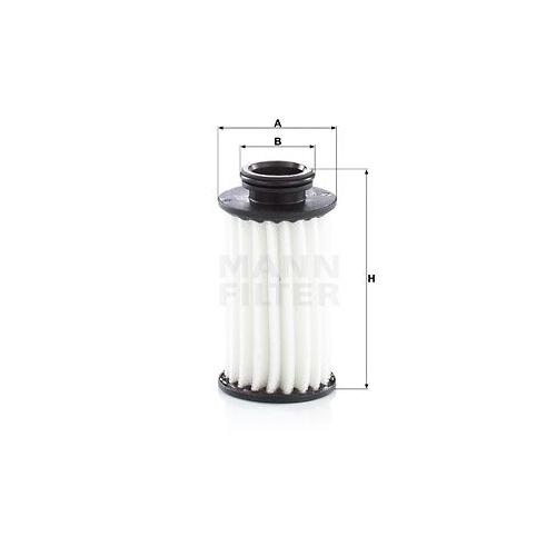 1 Harnstofffilter MANN-FILTER U 58/7 KIT für DAF MERCEDES-BENZ SCANIA BOMAG
