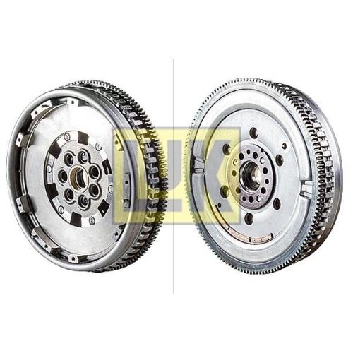 1 Schwungrad LuK 415 0202 10 LuK DMF RENAULT, für Fahrzeuge mit Schaltgetriebe