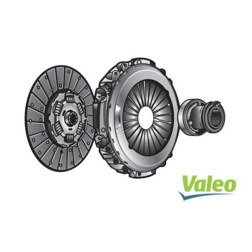 Kupplungssatz VALEO 009141 NEW ORIGINAL KIT3P IVECO