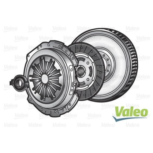 Kupplungssatz Valeo 835109 4kkit für Opel Vauxhall