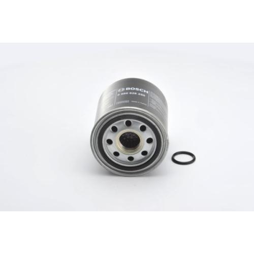 1 Lufttrocknerpatrone, Druckluftanlage BOSCH 0986628250 DAF ISUZU IVECO MAN BMC